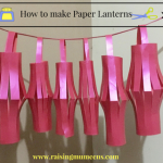How to Make a Paper Lantern for Ramadan and Eid Decor