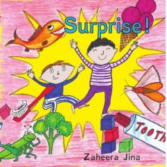 Author Interview: Surprise! By Dr. Zaheera Jina