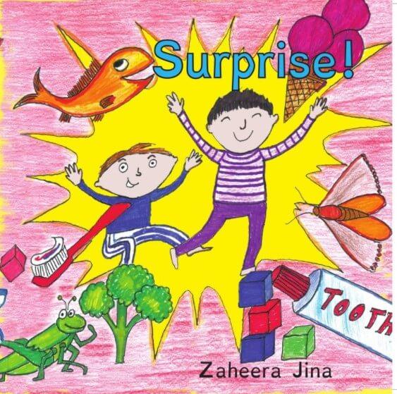 Author interview with Muslim children's book author, Dr. Zaheera Jina