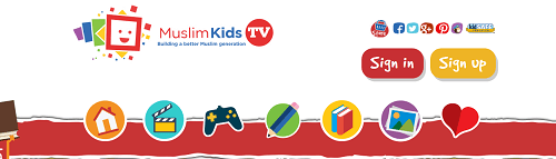 Muslim Kis Tv- Entertainment for Muslim children